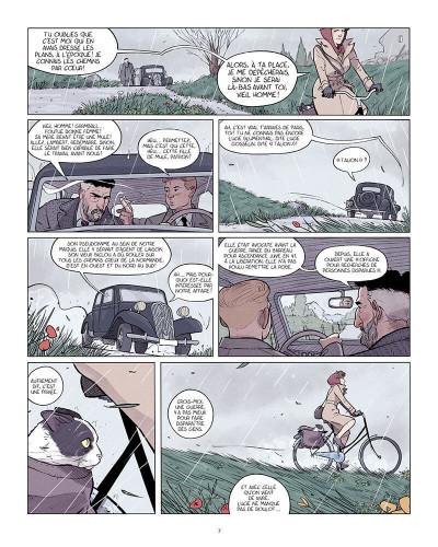 Page 8 Violette Morris tome 1