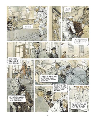 Page 8 Notre Amérique tome 3 + ex-libris offert
