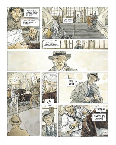 Page 9 Notre Amérique tome 3 + ex-libris offert