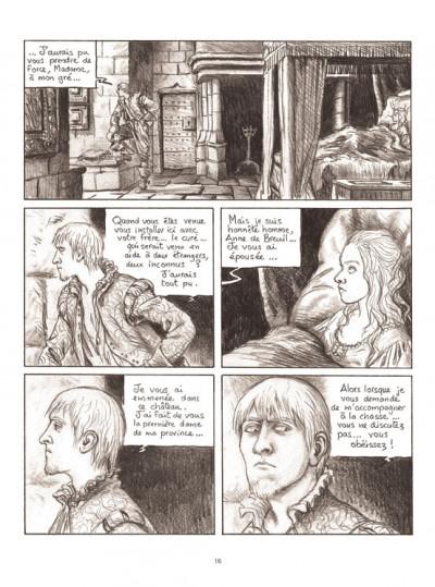 Page 2 Milady ou le mystère des mousquetaires