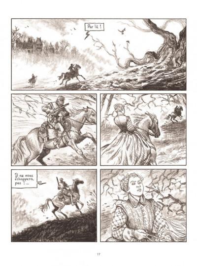 Page 3 Milady ou le mystère des mousquetaires