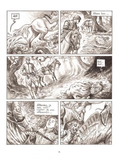 Page 4 Milady ou le mystère des mousquetaires