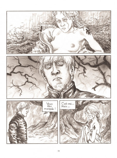 Page 5 Milady ou le mystère des mousquetaires