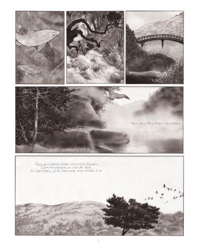 Page 1 Geisha ou le jeu du shamisen tome 2