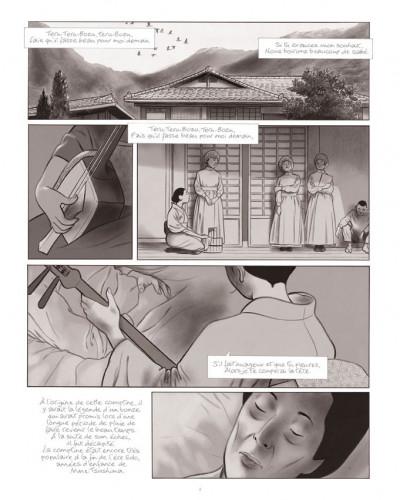 Page 2 Geisha ou le jeu du shamisen tome 2