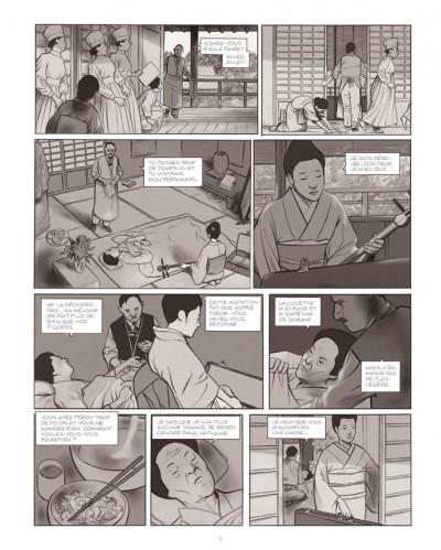 Page 3 Geisha ou le jeu du shamisen tome 2