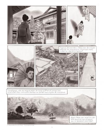 Page 4 Geisha ou le jeu du shamisen tome 2