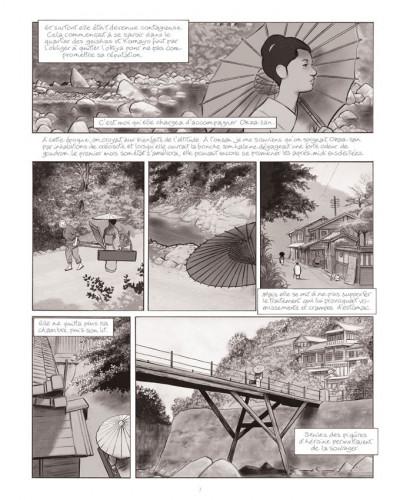 Page 5 Geisha ou le jeu du shamisen tome 2