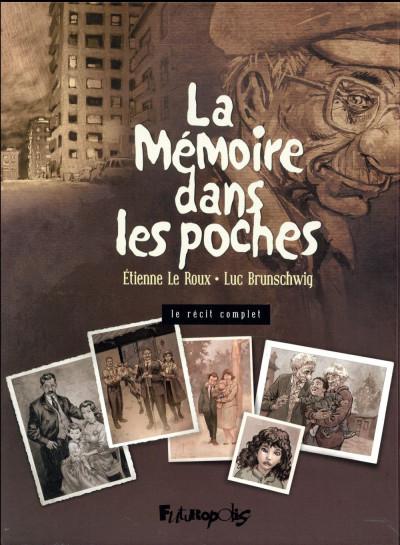 Couverture La mémoire dans les poches - coffret 3 tomes