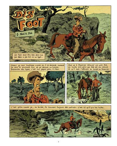 Page 4 Big foot - intégrale