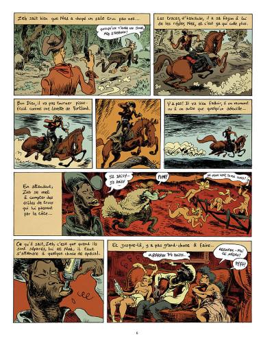 Page 7 Big foot - intégrale