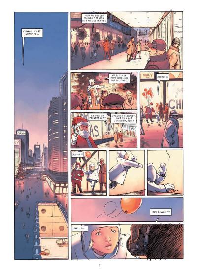 Page 5 Le monde de Lucie - intégrale