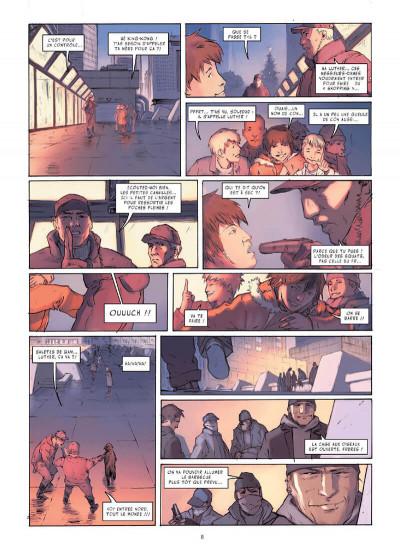 Page 7 Le monde de Lucie - intégrale