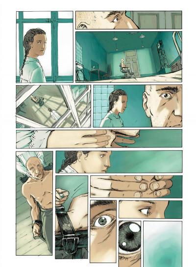 Page 8 Le monde de Lucie - intégrale