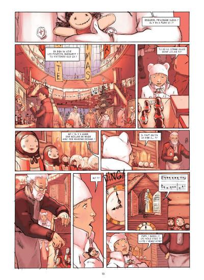 Page 9 Le monde de Lucie - intégrale