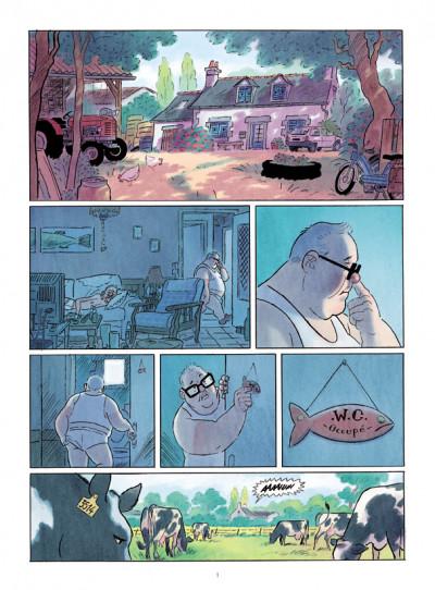 Page 1 Didier, la cinquième roue du tracteur