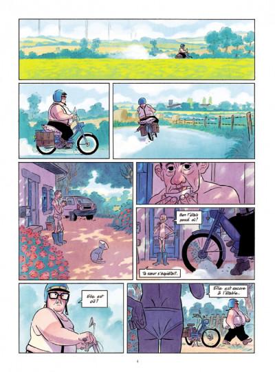 Page 4 Didier, la cinquième roue du tracteur
