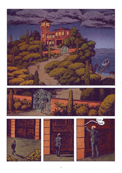 Page 1 Saint Rose - À la recherche du dessin ultime