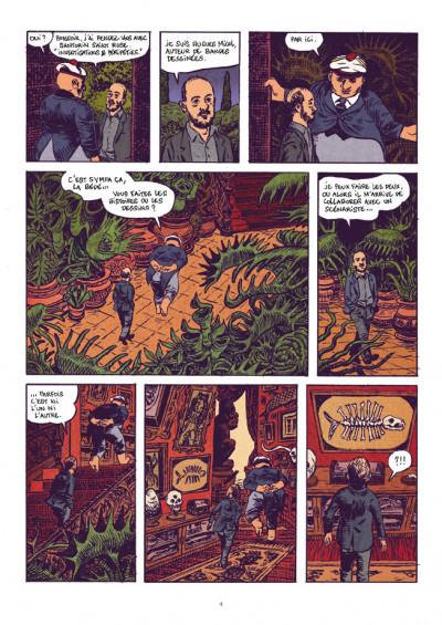 Page 2 Saint Rose - À la recherche du dessin ultime