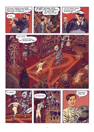 Page 3 Saint Rose - À la recherche du dessin ultime