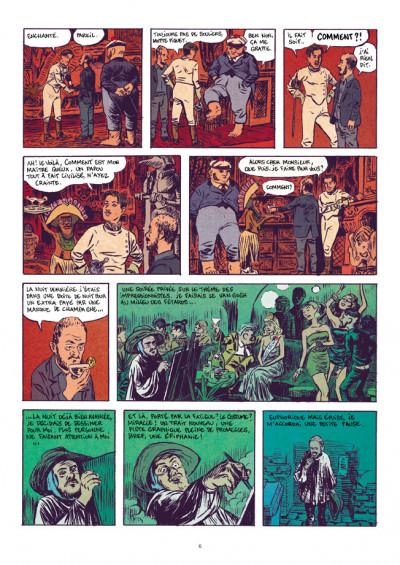 Page 4 Saint Rose - À la recherche du dessin ultime