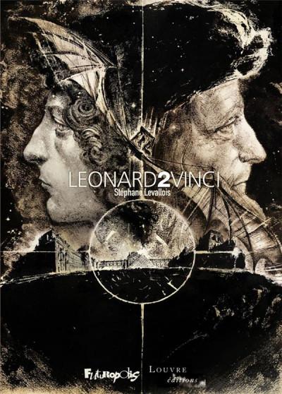 Couverture Léonard 2 Vinci