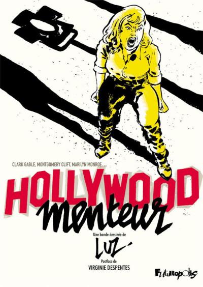 Couverture Hollywood menteur