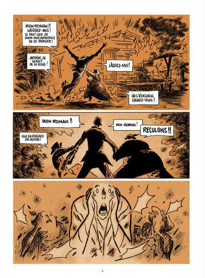 Page 5 L'ours est un écrivain comme les autres