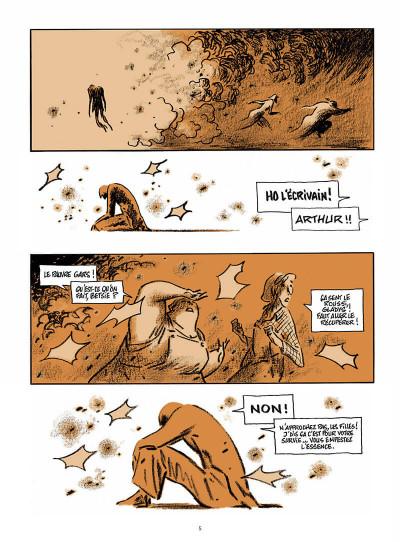 Page 6 L'ours est un écrivain comme les autres