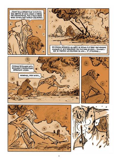 Page 9 L'ours est un écrivain comme les autres
