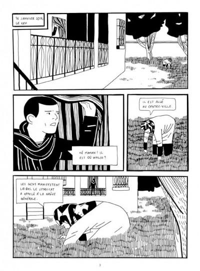 Page 1 Après le printemps - 2013, une jeunesse tunisienne
