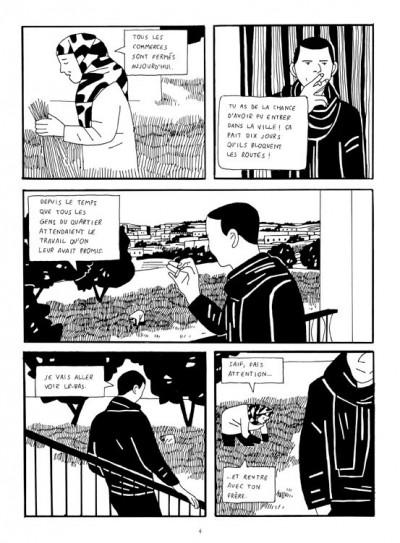 Page 2 Après le printemps - 2013, une jeunesse tunisienne
