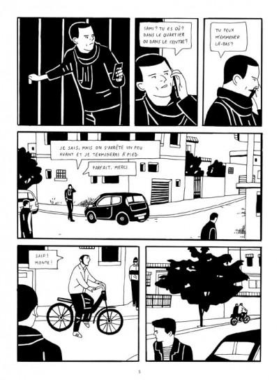 Page 3 Après le printemps - 2013, une jeunesse tunisienne
