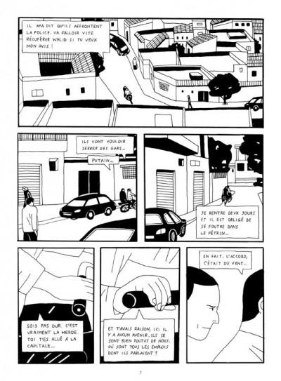 Page 4 Après le printemps - 2013, une jeunesse tunisienne
