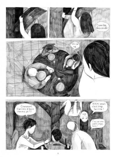 Page 1 Mon premier rêve en japonais