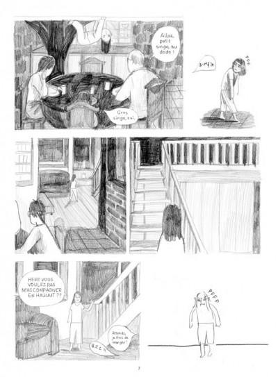 Page 3 Mon premier rêve en japonais