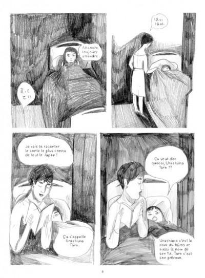 Page 5 Mon premier rêve en japonais