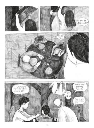 Page 6 Mon premier rêve en japonais