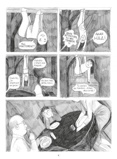 Page 7 Mon premier rêve en japonais