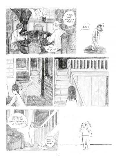 Page 8 Mon premier rêve en japonais