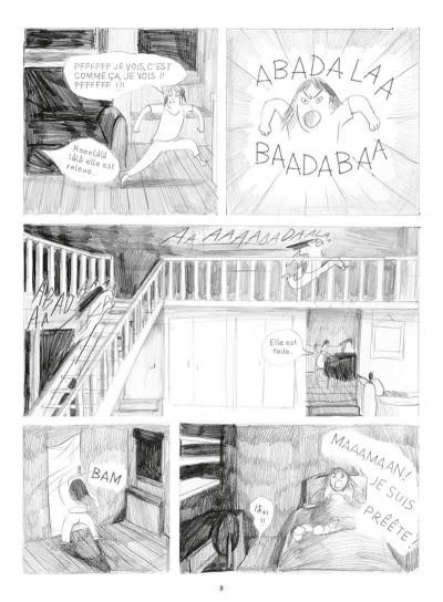 Page 9 Mon premier rêve en japonais