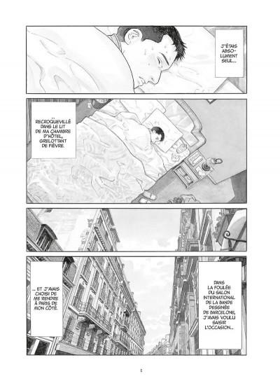 Page 6 Les gardiens du Louvre - version n&b et augmentée