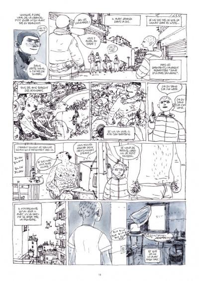 Page 4 Notes pour une histoire de guerre