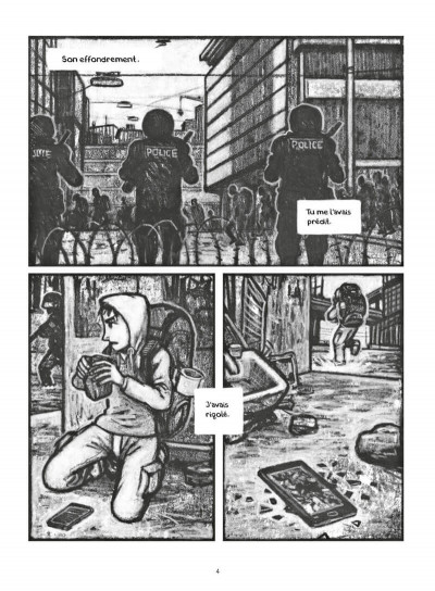 Page 5 Femme sauvage