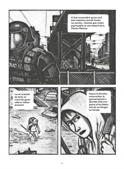 Page 7 Femme sauvage