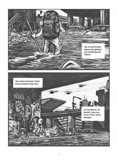 Page 8 Femme sauvage