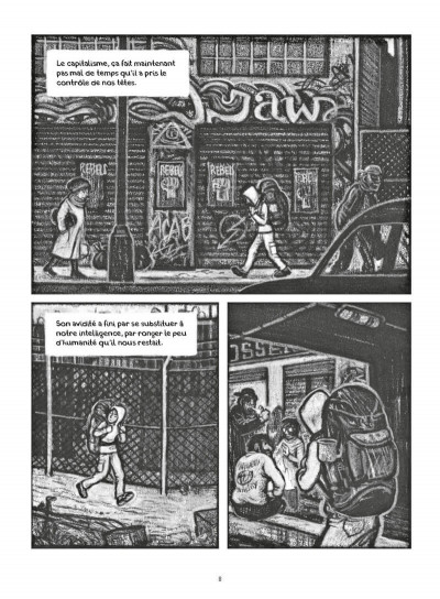 Page 9 Femme sauvage
