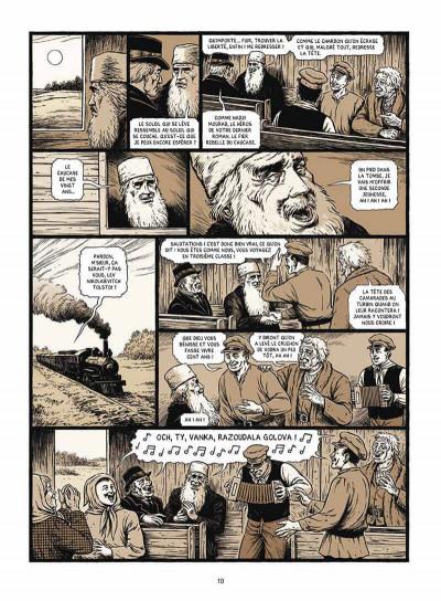 Page 8 Leon et Sofia Tolstoï