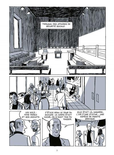 Page 4 Le travail m'a tué