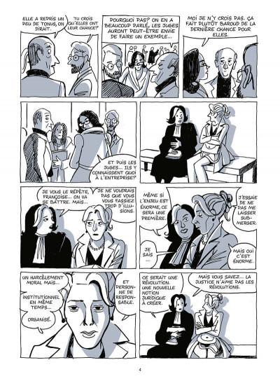 Page 5 Le travail m'a tué